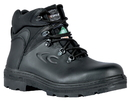 Cofra 25730-CU0 Glendale Black EH PR, Boot 6'' Black Leather/Thinsulate B200/Steel Toe/Apt Plate