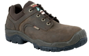 COFRA 31040-CU3 New Orleans Brown EH PR, Shoe Brown Nubuck/Pu-Pu Outsole/Composite/Apt Plate