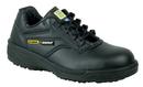 COFRA 34840-CU0 Analyst SD, Shoe Black Lorica/Black Leather/Steel Toe