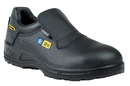 COFRA 76401-CU1 ITACA BLACK SD+, Low Cut Shoes Made Of Sanyderm Leather/Steel Toe