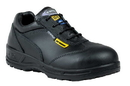 COFRA 76520-CD0 INGRID BLACK SD+, Low Cut Shoes Made Of Leather/Steel Toe