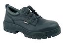 COFRA 82390-CU0 Trenton EH PR, Shoe Black Full Grain Leather/Black Fabric/Composite/Apt