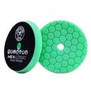 Chemical GuysBUFX113HEX5 Hex-Logic Quantum Buffing Pad -Green -5.5