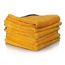 """Chemical Guys MIC_506_03 Professional Grade Premium Microfiber Towels, 16"""" X 16"""" (3 Pack)"""