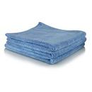 "Chemical Guys MIC10203 Ultrafine Microfiber Towels, Blue (15""X15""; 3 Pack)"