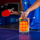 Champion Sports 1STAR38OR 1Star Table Tennis 38/Box Oran