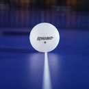 Champion Sports 1STAR6WH 1Star Table Tennis 6/Pk White