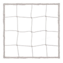 Champion Sports 204WH 3.5 mm Official Size Soccer Net, White