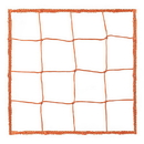 Champion Sports 205OR 4.0 mm Official Size Soccer Net, Orange