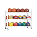 Champion Sports 30CART 30 Basketball Heavy-Duty Cart