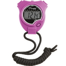 Champion Sports 910NPR Stop Watch Neon Purple