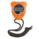 Champion Sports 910OR Stop Watch, Orange