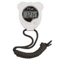 Champion Sports 910WH Stop Watch White