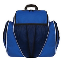 Champion Sports BP1810BL Deluxe All Purpose Backpack, Royal Blue