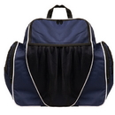 Champion Sports BP1810NY Deluxe All Purpose Backpack, Navy