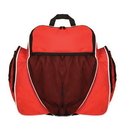 Champion Sports BP1810RD Deluxe All Purpose Backpack, Red