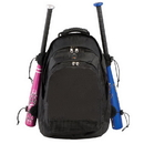Champion Sports BP802BK Deluxe All Purpose Backpack, Black