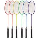 Champion Sports BR21SET Tempered Steel Badminton Racket Set