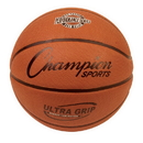 Champion Sports BX6 Performance Series Rubber Basketball, Intermediate size 6
