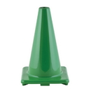 Champion Sports C12GN 12 Inch High Visibility Flexible Vinyl Cone Green