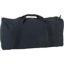 Champion Sports CB3314BK Zippered Canvas Duffle Bag Black