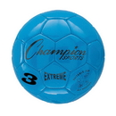 Champion Sports EX3BL Extreme Soccer Ball Size 3 Blue