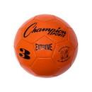 Champion Sports EX3OR Extreme Soccer Ball Size 3 Orange