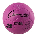 Champion Sports EX3PK Extreme Soccer Ball Size 3 Pink