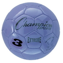 Champion Sports EX3PR Extreme Series Size 3 Soccer Ball, Purple