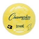 Champion Sports EX3YL Extreme Soccer Ball Size 3 Yellow