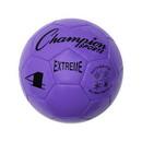 Champion Sports EX4PR Extreme Series Size 4 Soccer Ball, Purple