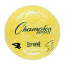 Champion Sports EX4YL Extreme Series Size 4 Soccer Ball, Yellow