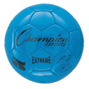 Champion Sports EX5BL Extreme Soccer Ball Size 5 Blue