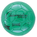 Champion Sports EX5GN Extreme Soccer Ball Size 5 Green