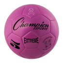 Champion Sports EX5PK Extreme Soccer Ball Size 5 Pink
