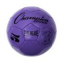 Champion Sports EX5PR Extreme Soccer Ball Size 5 Purple