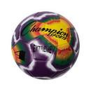 Champion Sports EXTD4 Extreme Tie Dye Size 4 Soccer Ball
