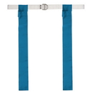 Champion Sports FFB1BL Flag Football Set, Royal Blue