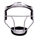 Champion Sports FMYSL Softball Fielder's Face Mask, Silver