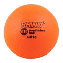Champion Sports GM10 15 Lb Rhino Gel Filled Medicine Ball