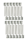 Champion Sports IN Inflating Needles Bulk Pack