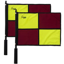 Champion Sports LFPRO Official Checkered Flag with Border