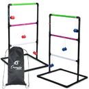 Champion Sports LGSTSET Ladder Ball Game Set