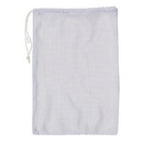 Champion Sports MB18 12X18 Mesh Bag White