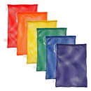 Champion Sports MB21SET 24X36 Mesh Bag Set Of 6 Colors