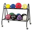 Champion Sports MBR4 Medicine Ball Storage Cart