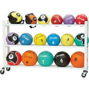 Champion Sports MBR5 Deluxe Medicine Ball Cart