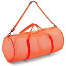 Champion Sports MD45OR Mesh Duffle Bag Orange