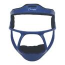 Champion Sports MFMABL Magnesium Softball Facemask Adult Blue