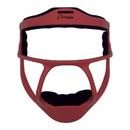 Champion Sports MFMARD Magnesium Softball Facemask Adult Red
